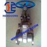 API-elektrischer Stellzylinder-Kohlenstoffstahl-/Wcb Hochdruckflansch-Absperrschieber