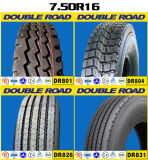 Hochwertiges Cheap Tire in China Factory Tire 750r16 All Season Semi-Steel Radial Truck Car Tire