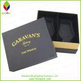 Коробка конкурсного бумажного подарка упаковки твердая для ювелирных изделий