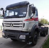 道販売のための完全な駆動機構のトラクターのトラックを離れたBeiben 380HP 6X6