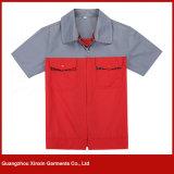 Fornitore uniforme lavorante degli indumenti di buona qualità del cotone (W148)