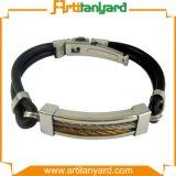 Bracelete do silicone da forma de Diect da fábrica