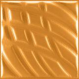 painel de parede 3D de couro para a finalidade decorativa