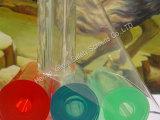 Het Gordijn van pvc van de kleur