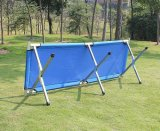 容易なFolding ArmyおよびField Amusement Camping Cot