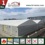 Tentes amicales d'industrie de charge de neige d'Eco avec la couverture thermique de toit de PVC pour l'entrepôt, mémoire