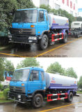 210HP 6 Wheels 10 Tons Sprayer Tanker 10000 de Tankwagen van L Water voor Sale