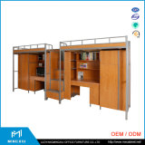 Luoyang Mingxiu 사무용 가구 성인을%s 강철 2단 침대/대형 2단 침대