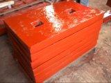 Sabbia che rende a macchina i pezzi di ricambio