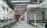 Painel horizontal do telhado do sanduíche do EPS do molde de Tianyi que faz a máquina