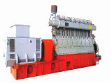 Erdgas-Generator-Set der Installations-40kw