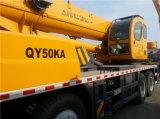 Машинное оборудование конструкции XCMG Китая кран Qy50ka тележки 50 тонн
