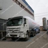 Fabricación Venta Tres Fuwa / BPW Ejes 50, 000L GLP tanque semi-remolque