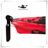 Recentemente Designed Fishing Kayak com Pedals e Rudder