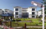 Свет обеспеченностью снабжения жилищем 8W СИД металла солнечный