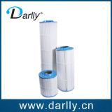높은 교류 물 처리를 위한 필터 카트리지