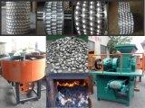 Línea entera color multi y varia fabricación de Briuqette del carbón/del hierro de la dimensión de una variable