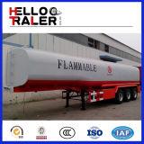 Dos Tri-Eixos do combustível de petróleo Diesel do tanque capacidade do reboque 45000L Semi