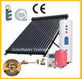 高性能の加圧太陽給湯装置システム(太陽Keymark)