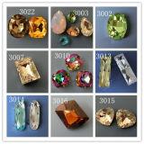 최고는 다중 모양 수정같은 공상 돌을 모방한다