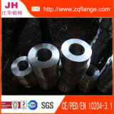 Russische geschweißter Flansch Pn16 des Standard-Flange/GOST 12820 Stahlfläche