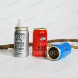 Frasco de alumínio do aerossol para o empacotamento do pulverizador do inseticida (PPC-AAC-032)