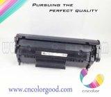 Cartucho de toner genuino Q2612A para la impresora original 1015/1010 del HP