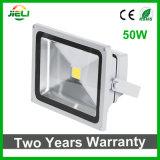 Precio al por mayor dos años de reflector de la garantía 50W LED
