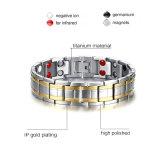 Magnetische Armband-Form-Schmucksache-Titanarmband (TB102)