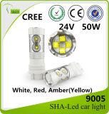 LEIDEN van de hoge Macht 50W CREE Licht 1156 1157 van de Auto