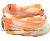 Soem-Erzeugnis nach Maß Entwurf gedruckter Microfiber im Freiensport RöhrenmultifunktionsHeadwear
