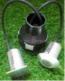 Kleine LED-Hof U-Licht mit reinem Aluminium (JP82211-H-AS)