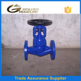 Bride Type Ss316 Stainless Steel Globe Valve pour Water