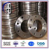 Pièce forgéee de la norme ANSI DIN En1092-1 JIS BS moulant la bride d'acier inoxydable