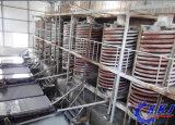 Haltbares Qualitäts-ISO-9001:2008 Fiberglas-gewundene Rutsche
