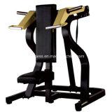 La placa cargó la máquina de la prensa del hombro del equipo de la gimnasia (FW03)