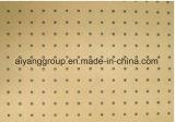Panneau de cheville de vente chaud de forces de défense principale de mélamine de 2017 4mm pour le supermarché