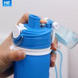 Eco-Friendly бутылки воды бутылок воды силикона течебезопасные