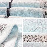 Da boa qualidade do vermelho do hotel do algodão toalha 100% de banho lisa macia feita sob encomenda