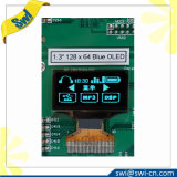 1.3 Bildschirmanzeige des Zoll-OLED TFT LCD für Armbanduhr-Anwendung
