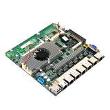 Processador a bordo encaixado LAN de Baytrail J1900 do cartão-matriz industrial de Top19b6l 6