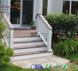 Zweites Erzeugungstärkerer WPC zusammengesetzter Decking für Park, Garten, Landhaus