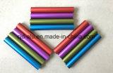 De koude het Anodiseren van de Kleur van de Tekening Pijp van het Aluminium voor de VacuümBuis van de Veger