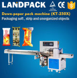 Precio automático de la empaquetadora del pepino de la fábrica