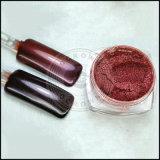 El reflejo cosmético de la mica pulveriza el pigmento nacarado