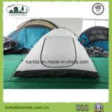 居間が付いている四人の防水キャンプテント
