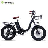 """20 de """" vélos électriques pliables 750W gros pneu"""