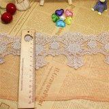 Швейцарский шнурок ворота утески вышивки волокна молока ширины шнурка 29cm для одежд и домашних тканиь