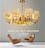 Licht van de Tegenhanger van het Project van de Atmosfeer van de Kunst van de luxe het Lichte (gd18127p-6)
