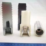 Pièce de usinage personnalisée de section Osseospeed de commande numérique par ordinateur d'acier inoxydable de tournevis en plastique en travers d'hexagone pour l'instrument médical